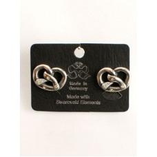 TEMPORARILY OUT OF STOCK - Octoberfest / Oktoberfest Jewelry Edelweiss Earrings
