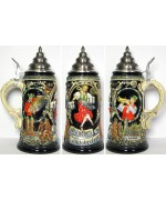 Munich Oktoberfest Stein 2012 0.75 L Beer Stein - TEMPORARILY OUT OF STOCK