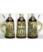TEMPORARILY OUT OF STOCK - Berlin Beer Stein