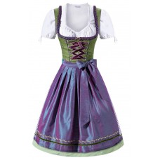 Stockerpoint Women's Mid Length Dirndl - TEMPORARILY OUT OF STOCK