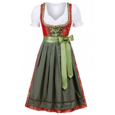 TEMPORARILY OUT OF STOCK - Stockerpoint Women's Mid Length Dirndl