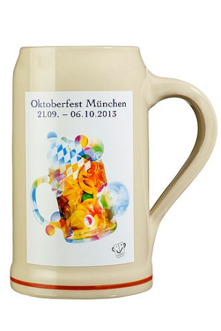 The Official Munich Oktoberfest 2013 - 1 Liter