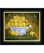 TEMPORARILY OUT OF STOCK - Lemons in a Bowl