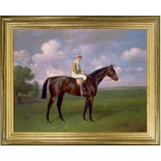 TEMPORARILY OUT OF STOCK <BR><BR> 'Dark Bay Racehorse Rocksand'