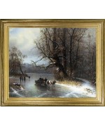 TEMPORARILY OUT OF STOCK   Winter Landscape'