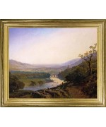 View of Richmond Yorkshire'