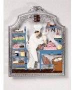 The Baker Window Wall Hanging Wilhelm Schweizer