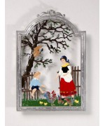 April Window Wall Hanging Wilhelm Schweizer