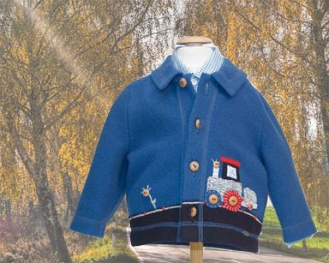Austria Giesswein'Tractor Sweater'