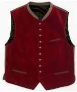Red Velvet Vest Germany