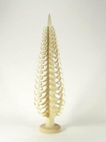 TEMPORARILY OUT OF STOCK - Spanbaum Erzgebirge Wooden Ornament