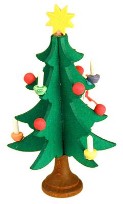 Wooden ChristmasOrnaments