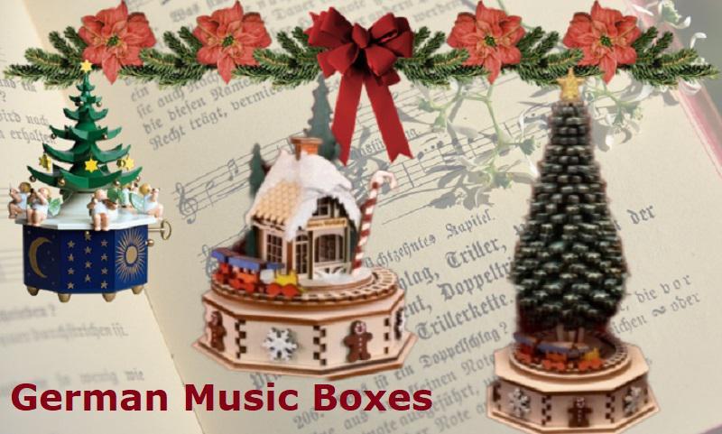 German Music Boxes