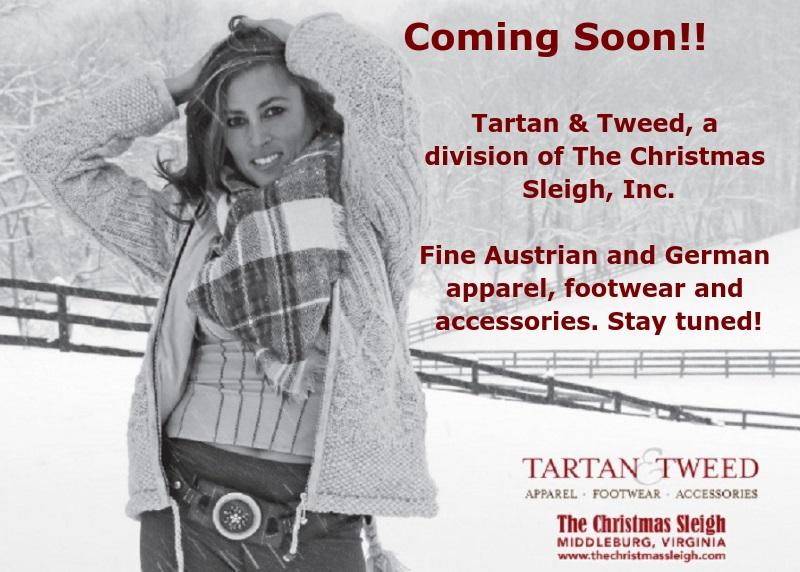 Tartan & Tweed,