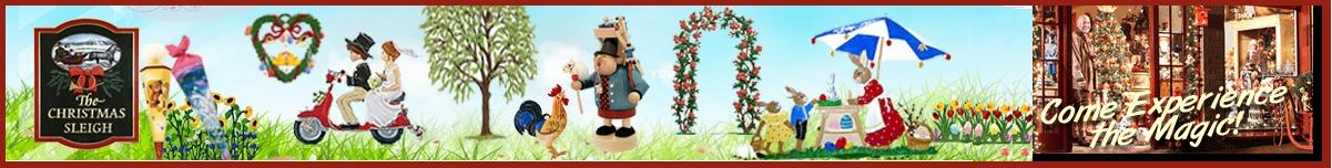 The Christmas Sleigh